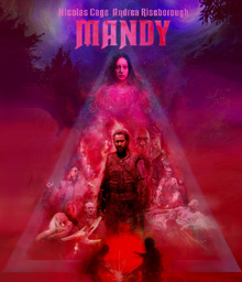 Movies to Watch If You Like Mandy (2018)